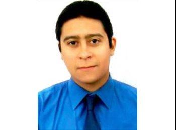 CompartoDepa MX - Rodolfo - 29 - San Luis Potosí