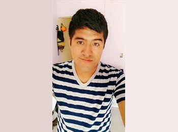 CompartoDepa MX - Fredy Omar  - 24 - Monterrey