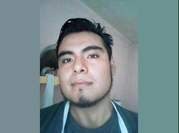 CompartoDepa MX - gilberto - 24 - Puebla