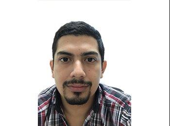 CompartoDepa MX - Jorge - 29 - Monterrey