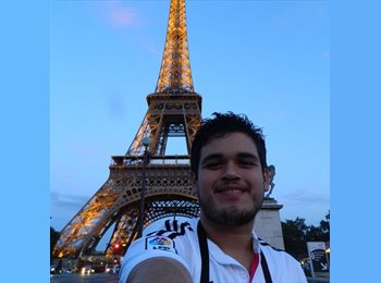 CompartoDepa MX - Alan - 26 - Mexicali