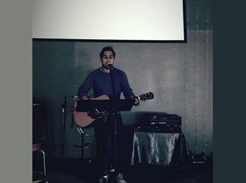 CompartoDepa MX - Adam - 26 - Tijuana