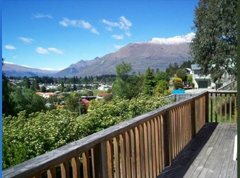 NZ - CENTRAL QT and FRANKTON - Flatmates wanted + Twn, Share.., Queenstown - $130 pw