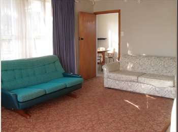 NZ - Room in 3 bedroom house, Palmerston North - $105 pw
