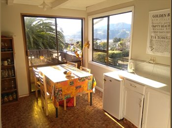 NZ - Sunny relaxed home close to town, Nelson - $135 pw