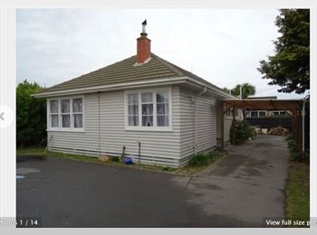 NZ - 3 bedroom house with 1 bathroom., Christchurch - $425 pw