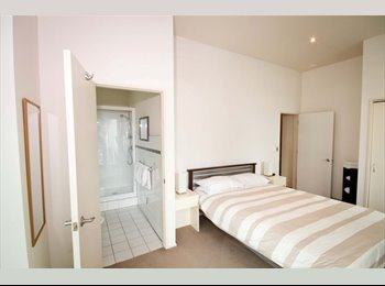 NZ - Master Bedroom in Gorgeous Penthouse Style Apartment, Wellington - $500 pw
