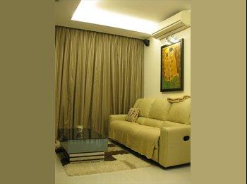 EasyRoommate SG - The Quartz Condominium, Buangkok - $1,000 pm