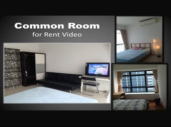 EasyRoommate SG - Big Common Rm | City Square At Farrer Park MRT for, Serangoon - $1,350 pm