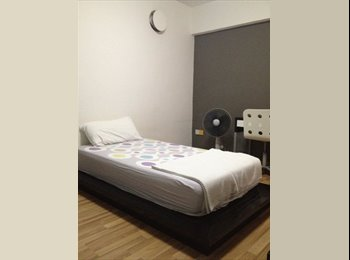 EasyRoommate SG - Clean and cozy Room for RENT - Blk658A Jurong West, City Hall - $1,000 pm