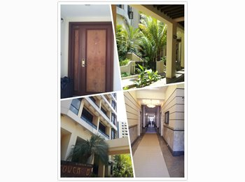 EasyRoommate SG - Nice Condo Room Near Bouna Vista MRT, One-North - $1,400 pm