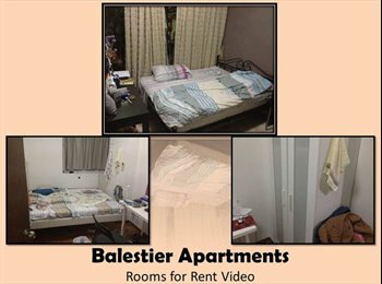 EasyRoommate SG - Apartment For Rent - Calarasi, Serangoon - $1,050 pm