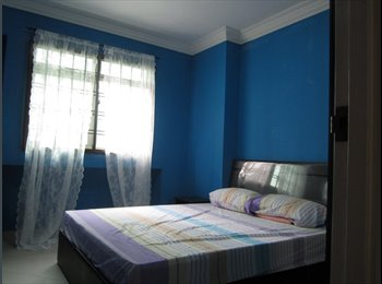 EasyRoommate SG - Cozy room with garden view, amenities & beside MRT/LRT, Punggol - $650 pm