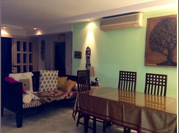 EasyRoommate SG - Fully Furnished Aircon/Non Aircon Common Room for rent, Pasir Ris - $650 pm