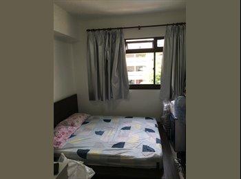 EasyRoommate SG - Pioneer MRT common room, City Hall - $550 pm