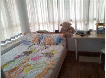 EasyRoommate SG - CONDO MASTER ROOM NEAR POTONG PASIR MRT FOR RENT, Serangoon - $1,500 pm