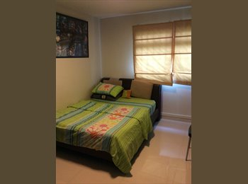 EasyRoommate SG - $550 room rental near woodlands mrt and republic poly, Woodlands - $550 pm
