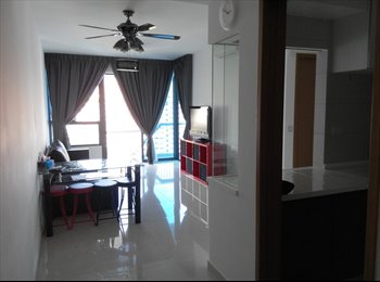 EasyRoommate SG - New condo bedrooms for rent, Pasir Ris - $1,200 pm