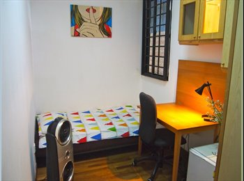 EasyRoommate SG - Short-term Jun+July: Nice condo single room with garden (now 300$ discount!), Tampines - $600 pm