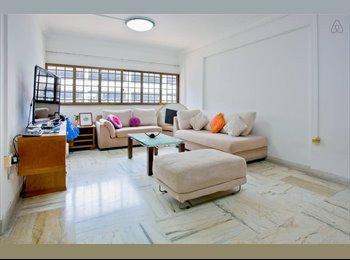 EasyRoommate SG - Master Room with ensuite bathroom - Marine Drive, City Hall - $1,200 pm