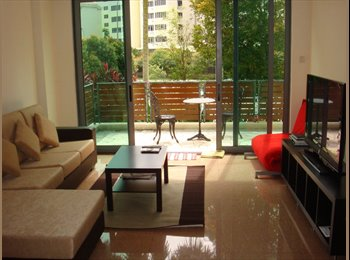 EasyRoommate SG - Spacious Condo Master Room for rent, Serangoon - $1,500 pm