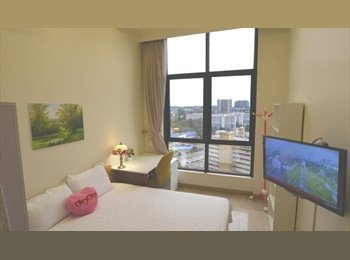 EasyRoommate SG - Common Room: Buona Vista MRT and One North MRT, One-North - $1,500 pm