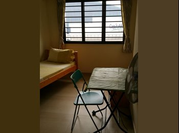 EasyRoommate SG - NEAR Choa Chu Kang MRT Station! Room at!, Choa Chu Kang - $650 pm