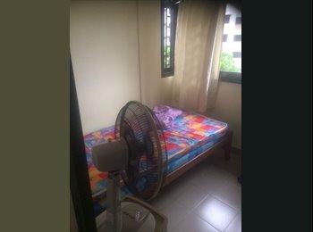 EasyRoommate SG - COMMON ROOM AT BLK 306 ANG MO KIO AVE 1, Ang Mo Kio - $650 pm