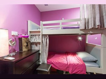 EasyRoommate SG - Divas Bed/share room for SMU, NAFA,female students/interm -cosy and exclusive for female only, Bras Basah - $600 pm