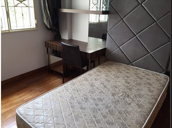 EasyRoommate SG - District 27 Euphony Gardens Penthouse 3+1 for Rent, Mandai - $3,000 pm