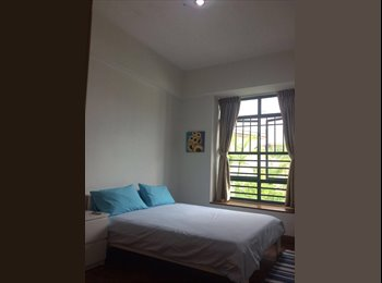 EasyRoommate SG - Spacious Double Bed Room (No Owner), Beauty World - $950 pm