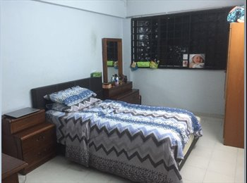 EasyRoommate SG - COOKING allowed! NEAR Yishun MRT Station! Common room at 155 yishun street 11 for rent!, Yishun - $650 pm
