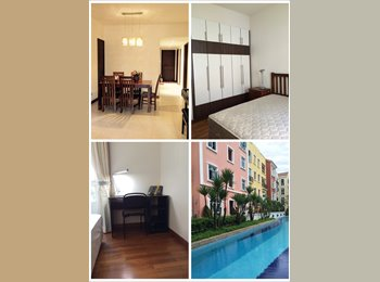 EasyRoommate SG - Master Room, Beauty World - $1,500 pm