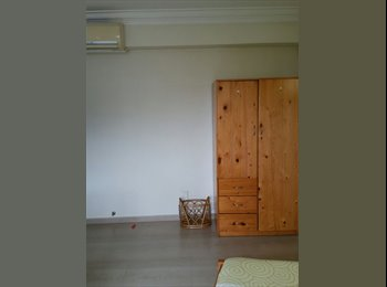 EasyRoommate SG - MINUTES walk to Choa chu kang MRT station!Aircon wifi!Common room at 340 Choa chu kang loop for rent, Choa Chu Kang - $650 pm