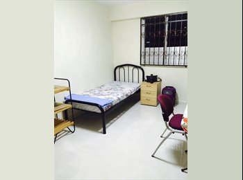 EasyRoommate SG - 5 mins walk to Yio Chu Kang Mrt. Shops and eateries are located downstairs. , Yio Chu Kang - $750 pm