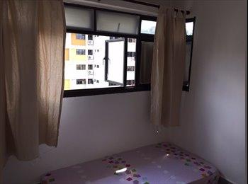 EasyRoommate SG - Small room to let, HDB corner lot SGD450, Ang Mo Kio - $450 pm