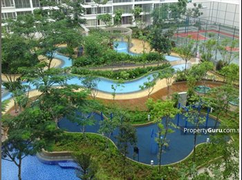 EasyRoommate SG - Master Bedroom at the Centris condo above Jurong point mall & next to Boon Lay mrt, Boon Lay - $2,300 pm