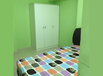 EasyRoommate SG - Punggol Cheap & Nice Common Room For Rent, Punggol - $600 pm