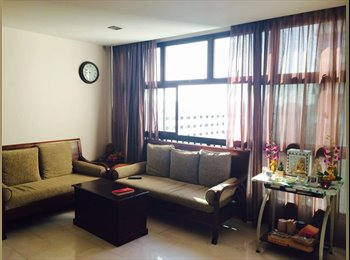EasyRoommate SG - Available Master Room &Common RoomNear Eunos MRT, Eunos - $450 pm