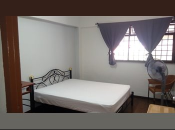 EasyRoommate SG - Female housemate/s wanted; 5 mins from Marsiling MRT, Marsiling - $600 pm