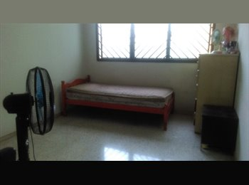 EasyRoommate SG - NEAR Marsiling MRT station! Common room , Marsiling - $500 pm