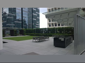 EasyRoommate SG - Queen rm Rental @ One Shenton Way MRT, Singapore - $2,000 pm