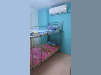 EasyRoommate SG - Newly Furnished Common Room for Rent @ 199B Punggol Field, Punggol - $650 pm