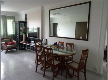 EasyRoommate SG - Serenity Apartment for rent, Woodlands - $2,000 pm