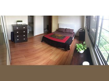EasyRoommate SG - Master room in a modern, spacious, clubhouse style flat, all inclusive, Braddell - $1,500 pm