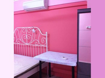 EasyRoommate SG - 202 Ang Mo Kio ave 3 MASTER room for rent! Aircon wifi! , Ang Mo Kio - $700 pm