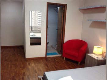 EasyRoommate SG - International Plaza Quality Master Room For Rent, Tanjong Pagar - $1,950 pm