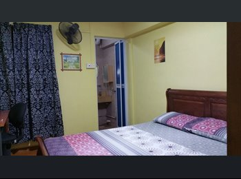 EasyRoommate SG - NEAR Clementi MRT!  MASTER room  for rent! , Clementi - $1,000 pm