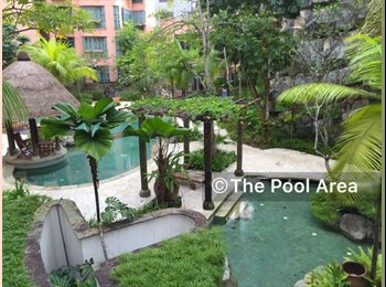 EasyRoommate SG - Spacious & Luxurious Condo Master Room @Bukit Timah/City Center *No Agent fee , Botanic Gardens - $1,900 pm