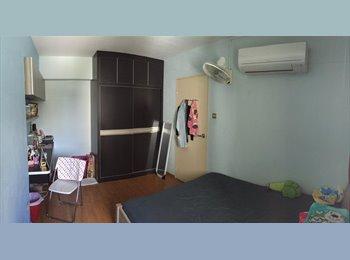 EasyRoommate SG - Punggol HDB big common room for rent, Punggol - $600 pm